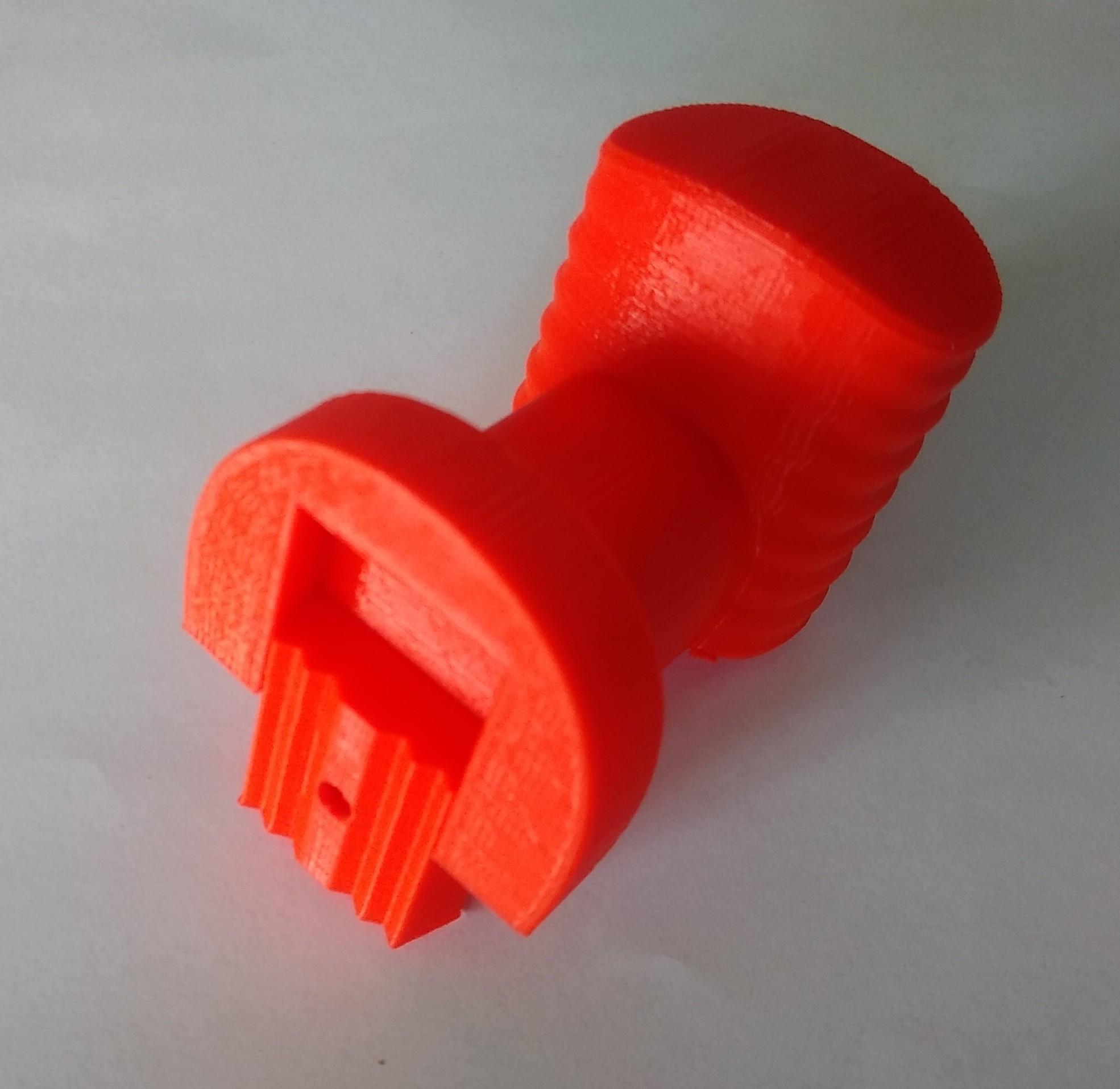 Mouting 6d.jpg Download free STL file Coat Rack Backpack • Model to 3D print, JuanLC