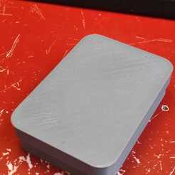 índice 2.jpg Download free GCODE file CAR FUSE BOX • 3D printable object, miquelgraciamolins