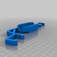Ender_3_Light_Bar_with_Dimmer_Switch.png Télécharger fichier STL gratuit Ender 3 Gulfcoast Robotics Support de barre lumineuse LED avec variateur intégré • Plan imprimable en 3D, SSgtTEX