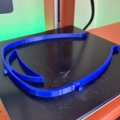 Descargar modelo 3D gratis Face Shield - Ligero y cómodo, jmichaels00