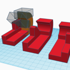 Descargar modelos 3D Soporte Luneta Ford Fiesta, mikrotech