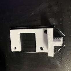 Download free 3D printer files wire bracket direct drive, blatti1988