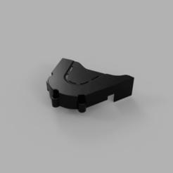 Download 3D model Pulsar sprocket cover ns 200, jhonat23