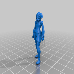 Download free 3D printing files Kel Dor Civilian (Star Wars Legion Scale), McAnultyMiniatures