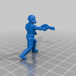 _ISF_3.png Download free STL file Imperial Special Forces (star wars legion scale) • 3D printing template, McAnultyMiniatures