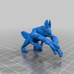 gundark_2.png Download free STL file Gundarks (star wars legion scale) • 3D print design, McAnultyMiniatures