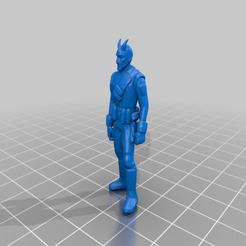 Download free 3D model Devaronian Civilian (Star Wars Legion Scale), McAnultyMiniatures