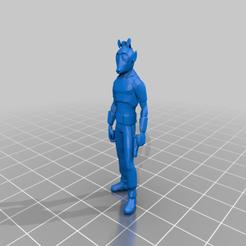 Download free 3D printing models Rodian Civilian (Star Wars Legion Scale), McAnultyMiniatures