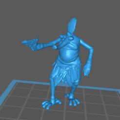 snootles.png Download free STL file Sy Snootles (star wars legion scale) • 3D print design, McAnultyMiniatures