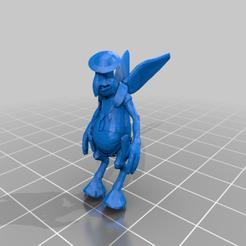 Download free 3D printer designs Watto (Star Wars Legion Scale), McAnultyMiniatures