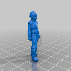nikto_woman.png Download free STL file Nikto Civilian 2 (star wars legion scale) • 3D print model, McAnultyMiniatures