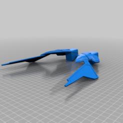 Download free 3D printing designs Starviper/Virago (star wars legion scale), McAnultyMiniatures