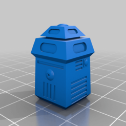 Download free 3D printer designs Shield Charger and Ammo Machine, McAnultyMiniatures