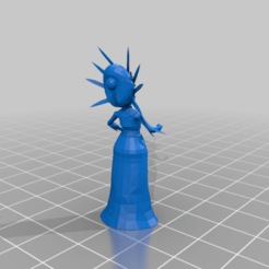 Download free 3D printer model Old Daka (star wars legion scale), McAnultyMiniatures