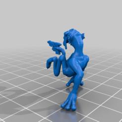 _dug.png Download free STL file Dug Scoundrel (star wars legion scale) • 3D printing object, McAnultyMiniatures