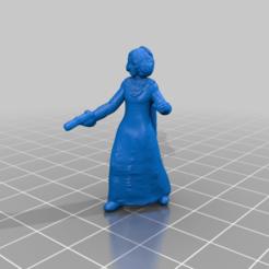 __holdo.png Download free STL file Amilyn Holdo (star wars legion scale) • 3D printer design, McAnultyMiniatures