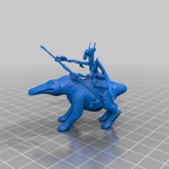 Download free 3D print files Geonosian Picadors (star wars legion scale), McAnultyMiniatures