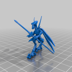 Download free 3D printing files Melee Geonosians (star wars legion scale), McAnultyMiniatures