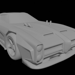 dominus.png Download free STL file The Dominus • 3D printer object, smale2001