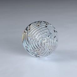untitled.100.jpg Download STL file DG Sphere • 3D printer design, fragmentos