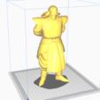 1.png Download STL file Kibito (Dragon Ball) 3D Model • 3D printing object, lmhoangptit