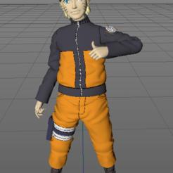 Screenshot_4.png Télécharger fichier STL gratuit Modèle 3D de Naruto • Design pour imprimante 3D, lmhoangptit