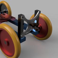 Download free 3D printer templates Trailer Hook (Generative Design), leandro_ch