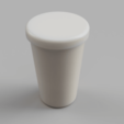 Download free STL Thermal Glass (Fernet/Beer), leandro_ch