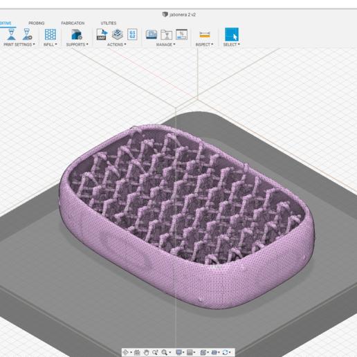 Télécharger fichier STL gratuit Boîte à savon 3D • Objet pour impression 3D, leandro_ch