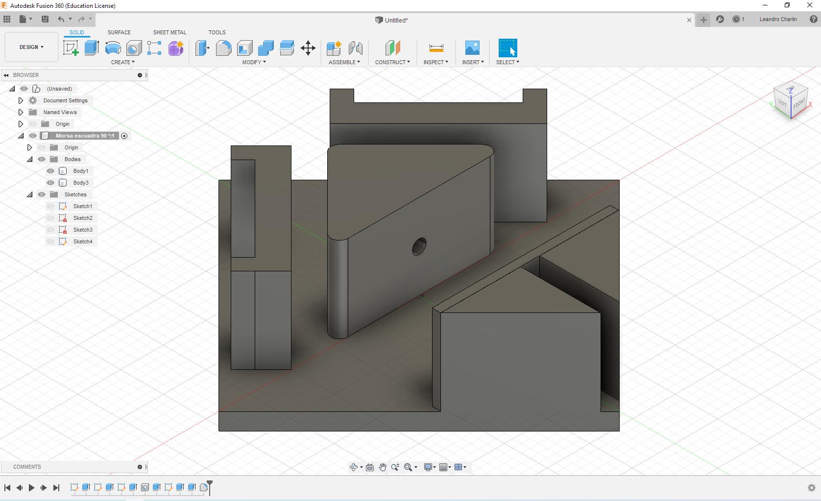 morsa escuadra 90 grados.jpg Télécharger fichier STL gratuit morse carré 90 degrés • Design pour impression 3D, leandro_ch