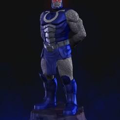 render.jpg Télécharger fichier STL Injustice de Darkseid • Objet imprimable en 3D, Jadson3d