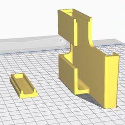Descargar diseños 3D gratis Apoya el smartphone Dacia lodgy, attilioargentine