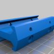Download free STL file female / female picatinny rail adapter • Object to 3D print, JOUJNIX