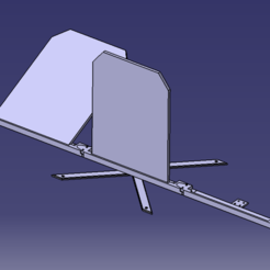 cible_basculante.PNG Download free STL file tilting target • 3D printing model, JOUJNIX