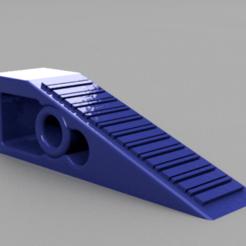 Sans nom.png Download STL file Door lock • 3D printer model, Bistoufly