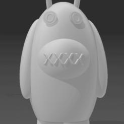 Download STL file Fruu doll • 3D printing object, jorge_ruiz