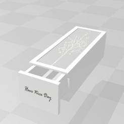Impresiones 3D Caja práctica, i7A