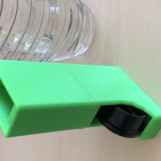 Download STL file Sodastream Cap Holder modular, Thorondir