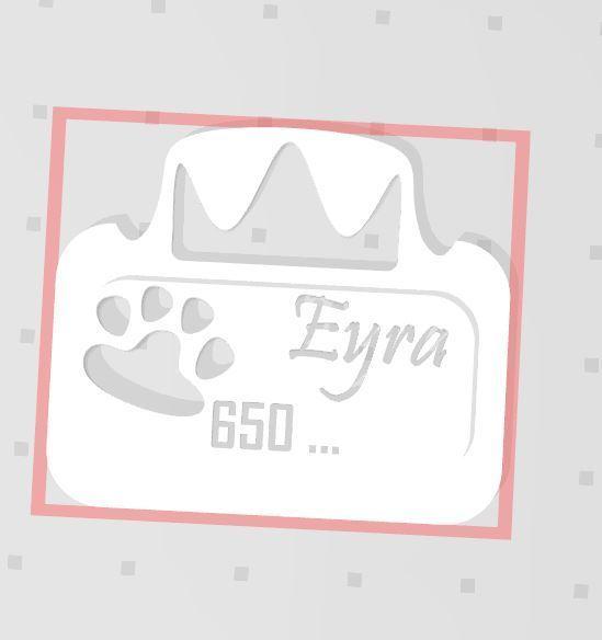 Captura.JPG Télécharger fichier STL gratuit Plaque d'identité personnalisée (Plaque d'identité personnalisée) • Objet à imprimer en 3D, marumar