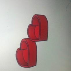 Descargar archivos STL gratis caja con forma de corazón., octaviomulet