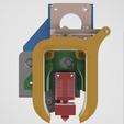 Banta_Speeddrive_Base_v10.png Télécharger fichier STL gratuit Base BantaMount pour SpeedDrive v1 - Support à entraînement direct Ender 3 • Design à imprimer en 3D, fakcior