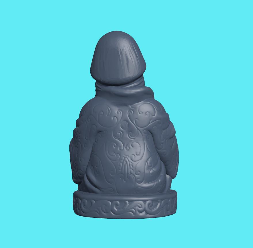 2.png Download STL file Buddha Penis • 3D printing design, ManelRos