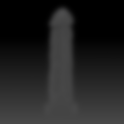 Download 3D printing files Classic Dildo, ManelRos