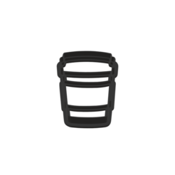 coffecutterpng.png Download STL file Coffee Tumbler Cookie Cutter • Model to 3D print, Everyoul