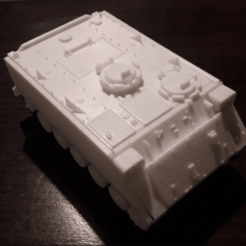 Télécharger objet 3D Blindé M113 EA, 3Dvisum