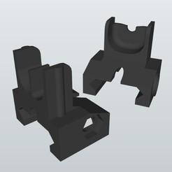 IMG-20190212-WA0034.jpg Télécharger fichier STL Une hausse de la vue pour les pistolets de paintball Airsoft • Modèle pour impression 3D, 3Dvisum