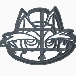 Husk1.jpg Download STL file Husk Helluva Boss / Hazbin Hotel Cookie Cutter • 3D print object, Negaren