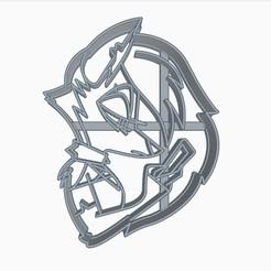 loonanew.jpg Download STL file Loona Helluva Boss / Hazbin Hotel Cookie Cutter • Design to 3D print, Negaren