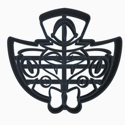 Pentioussubir1.jpg Download STL file Sir Pentious Helluva Boss / Hazbin Hotel Cookie Cutter • 3D printable template, Negaren