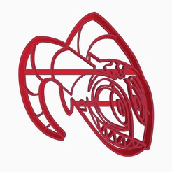 blitz3.jpg Download STL file Blitz Helluva Boss / Hazbin Hotel Cookie Cutter • 3D printer model, Negaren